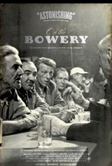 On the Bowery Movie Poster