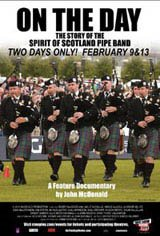 On the Day: The Story of the Spirit of Scotland Pipe Band Movie Poster