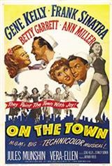 On the Town Movie Poster