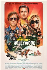 Once Upon a Time in Hollywood - Extended Cut Affiche de film