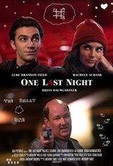 One Last Night Affiche de film