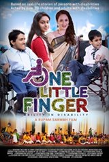 One Little Finger Large Poster