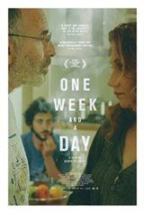 One Week and a Day (Shavua ve Yom) Large Poster