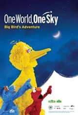 One World One Sky: Big Bird's Adventure Movie Poster