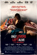 Only Lovers Left Alive Movie Poster Movie Poster