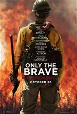 Only the Brave Affiche de film