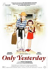 Only Yesterday (Dubbed) Movie Poster Movie Poster