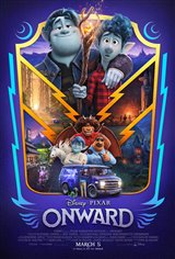 Onward Affiche de film