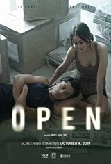 Open Movie Poster