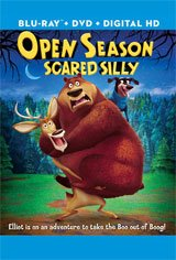 Open Season: Scared Silly Movie Poster