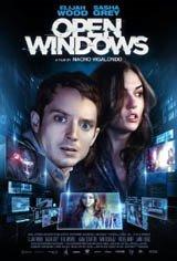 Open Windows Movie Poster Movie Poster