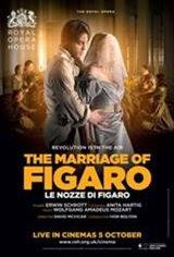 Opera in Cinema: Le Nozze Di Figaro (Royal Opera House) Movie Poster