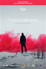 Opera National de Paris : Boris Godunov Affiche de film