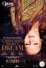 Opera national de Paris: Le Songe d'une nuit d'été Movie Poster