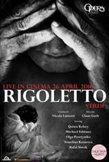 Opera National de Paris : Rigoletto Affiche de film