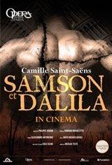 Opera national de Paris: Samson et Dalila Movie Poster