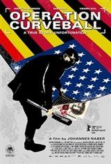 Operation Curveball - A True Story, Unfortunately Movie Poster