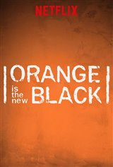 Orange is the New Black (Netflix) Movie Poster