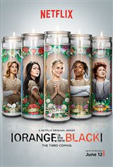 Orange is the New Black: Season 3 (Netflix) Large Poster