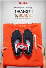 Orange is the New Black: Season 4 (Netflix) Movie Poster