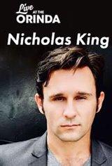 Orinda Concert Series: Nicolas King Live Affiche de film