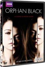 Orphan Black: Season One Movie Poster