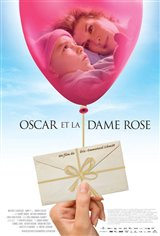 Oscar and the Lady in Pink Movie Poster Movie Poster