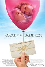Oscar et la dame rose Movie Poster