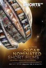 Oscar Shorts: Animated Movie Poster
