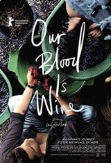 Our Blood is Wine Large Poster