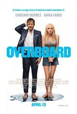 Overboard (v.o.a.) Affiche de film