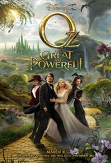 Oz The Great and Powerful: An IMAX 3D Experience Movie Poster