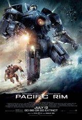 Pacific Rim 3D Movie Poster