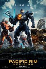 Pacific Rim Uprising Movie Poster