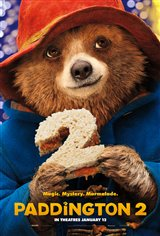 Paddington 2 Affiche de film