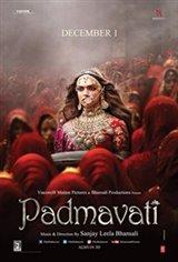 Padmaavat 3D (Hindi) Movie Poster