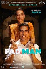 Padman (v.o.s.-t.a.) Affiche de film