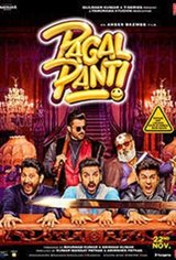 Pagalpanti (Hindi) Affiche de film
