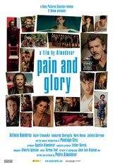 Pain and Glory Movie Poster Movie Poster