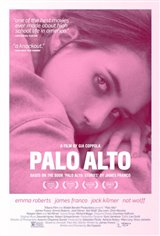 Palo Alto Movie Poster Movie Poster