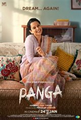 Panga Movie Poster