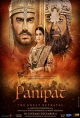 Panipat Movie Poster