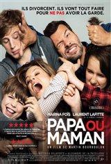 Papa ou maman Affiche de film