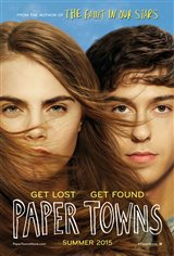 Paper Towns Movie Poster Movie Poster