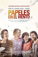Papers in the Wind (Papeles en el viento) Movie Poster