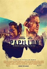 Papillon Movie Poster Movie Poster