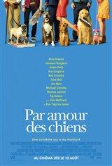 Par amour des chiens Affiche de film