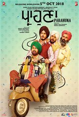 Parahuna Movie Poster