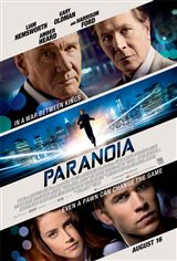 Paranoia Movie Poster Movie Poster