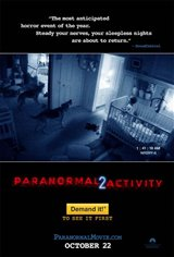 Paranormal Activity 2: An IMAX Experience Movie Poster